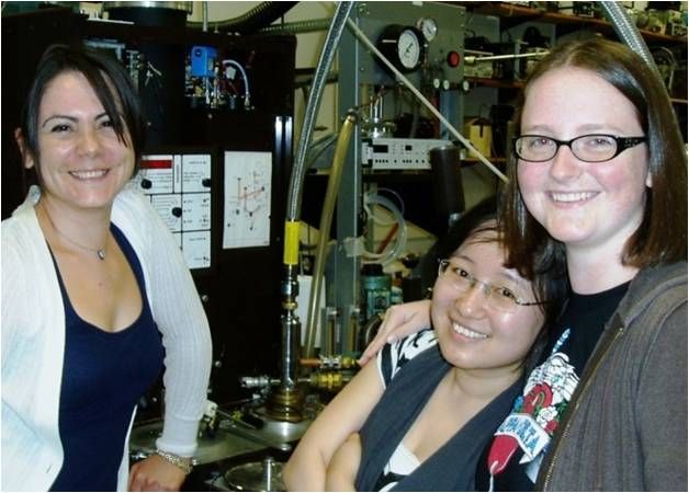 Lehigh University Physics - Graduate students in Physics